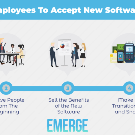 how to get employees to accept new software II