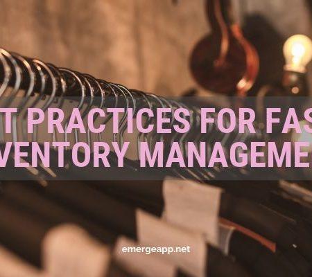 服装库存管理的六个有效方法