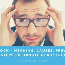 滞销产品——含义、成因、预防措施及补救措施